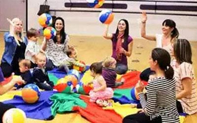 Radionica – ples za mame i bebe